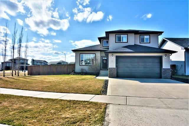 2 Pioneer Way, Blackfalds, AB T4M 0E4 (#A1098571) :: Calgary Homefinders