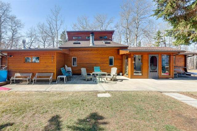 28126 Township Road 411 #188, Rural Lacombe County, AB T4L 2N3 (#A1098725) :: Calgary Homefinders