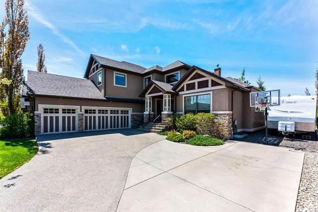 5 Cimarron Estates Link, Okotoks, AB T1S 0C6 (#A1099159) :: Calgary Homefinders
