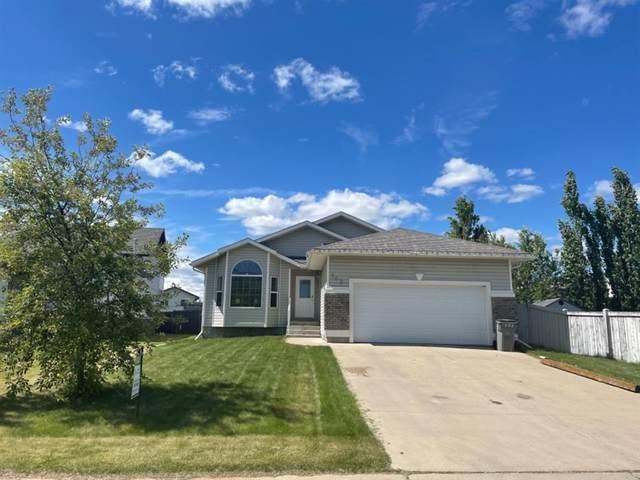 102 Pinnacle Crescent, Grande Prairie, AB T8W 2T1 (#A1099728) :: Calgary Homefinders