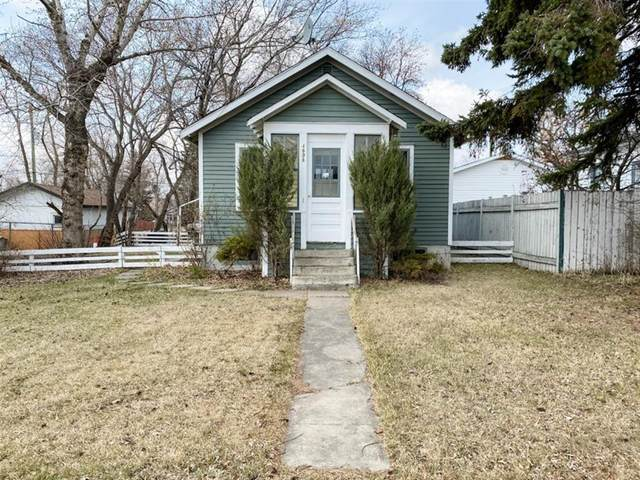 4808 47 Street, Stettler Town, AB T0C 2L0 (#A1099753) :: Calgary Homefinders