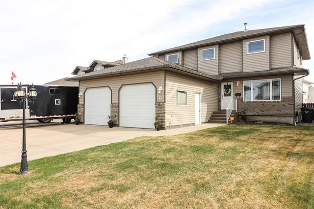 9 Sunset Drive SW, Medicine Hat, AB T1B 4T4 (#A1100202) :: Calgary Homefinders