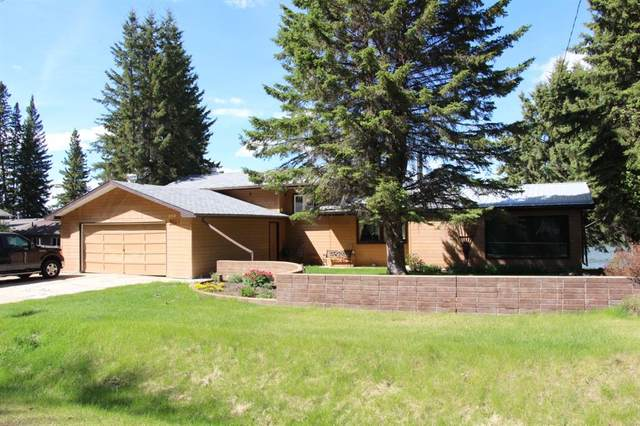 414 Spruce Avenue, Rural Athabasca County, AB T0A 0M0 (#A1100220) :: Calgary Homefinders