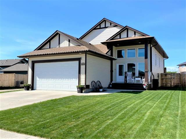 5707 45 Avenue Close, Rocky Mountain House, AB T4T 0B5 (#A1100359) :: Calgary Homefinders