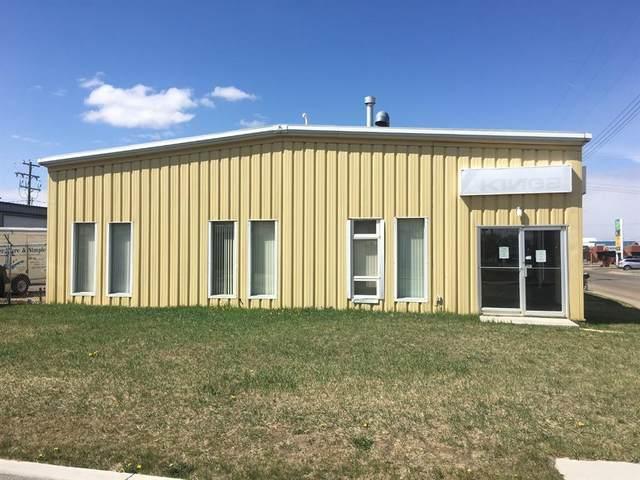 655 1 Street, Brooks, AB T1R 1B8 (#A1100380) :: Calgary Homefinders