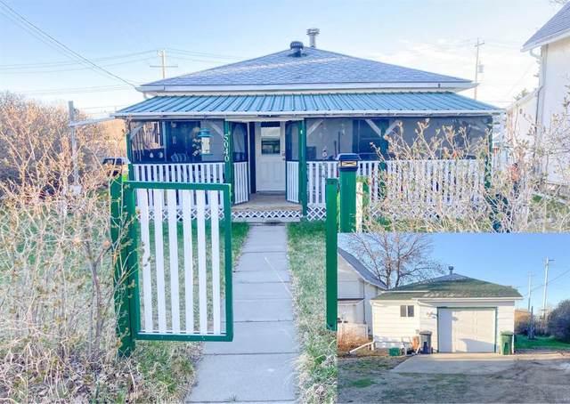 5040 47 Street, Innisfail, AB T4G 1M3 (#A1100632) :: Calgary Homefinders