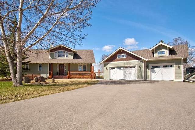 17 Willowside Drive, Rural Foothills County, AB T0L 0X0 (#A1100981) :: Calgary Homefinders
