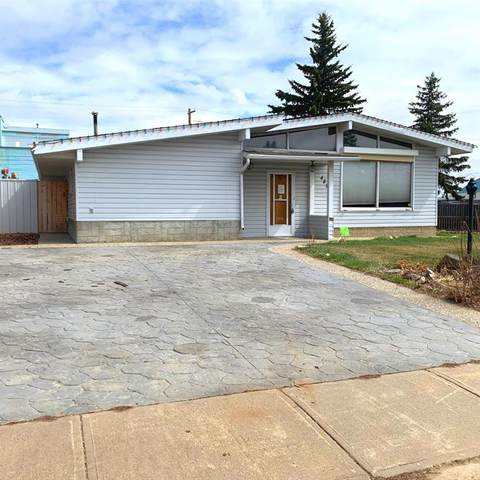 4801 49 Avenue, Forestburg, AB T0B 1N0 (#A1101233) :: Redline Real Estate Group Inc