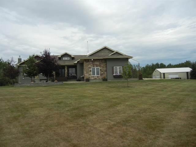 #30, 705033 Range Road 65, Rural Grande Prairie No. 1, County of, AB T8W 5C6 (#A1101504) :: Redline Real Estate Group Inc
