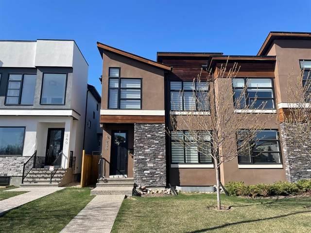 236 25 Avenue NW, Calgary, AB T2M 2A5 (#A1101749) :: Calgary Homefinders