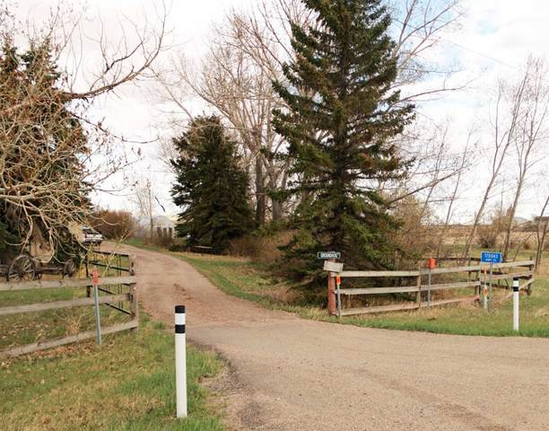 . Highway 23 Highway, Vulcan, AB T0L 2B0 (#A1102112) :: Calgary Homefinders