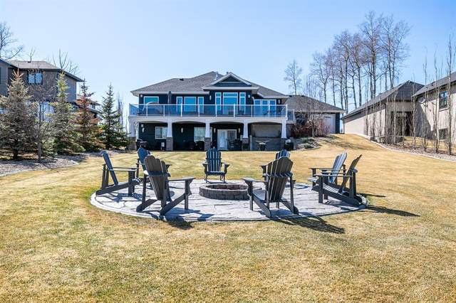 23 Westside Close, Rural Lacombe County, AB T4S 1S2 (#A1102183) :: Canmore & Banff