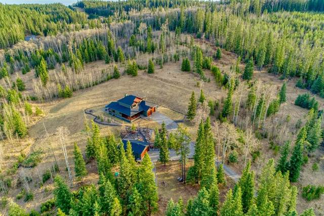 64134 Twp Rd 265 West, Rural Bighorn M.D., AB T4C 1B8 (#A1102186) :: Canmore & Banff