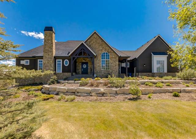 15 Mackenas Court, Rural Rocky View County, AB T3Z 3C9 (#A1102382) :: Western Elite Real Estate Group
