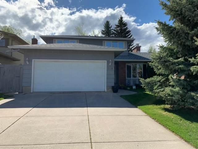 319 Parkland Way SE, Calgary, AB T2J 4L1 (#A1102560) :: Calgary Homefinders