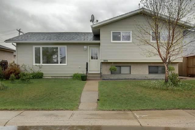 1004 1 Street SE, Drumheller, AB T0J 0Y6 (#A1102576) :: Calgary Homefinders