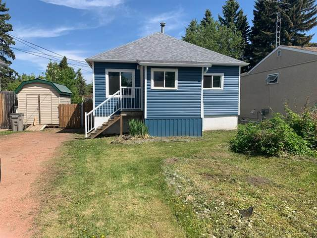 5812 51 Avenue, Stettler Town, AB T0C 2L2 (#A1102809) :: Calgary Homefinders