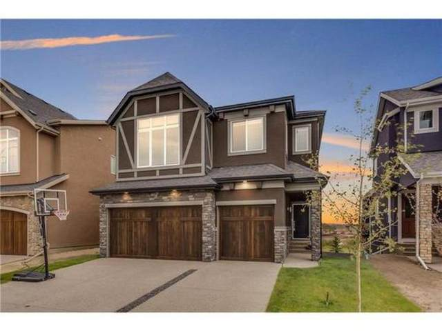 191 Cranbrook Circle SE, Calgary, AB T3M 2L9 (#A1103041) :: Western Elite Real Estate Group
