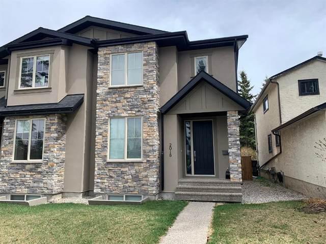 2018 29 Street SW, Calgary, AB T3E 2J9 (#A1103756) :: Calgary Homefinders