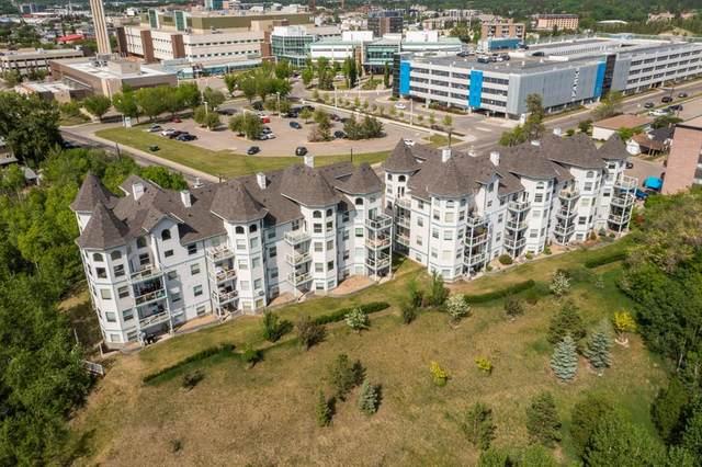 5217 39 Street #402, Red Deer, AB T4N 0Z8 (#A1103758) :: Calgary Homefinders