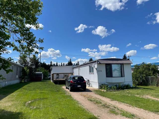 5234 46 Street, Mannville, AB T0B 2W0 (#A1104528) :: Greater Calgary Real Estate