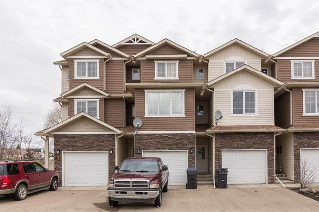 5301 Windward Place #36, Sylvan Lake, AB T4S 2N9 (#A1104728) :: Redline Real Estate Group Inc