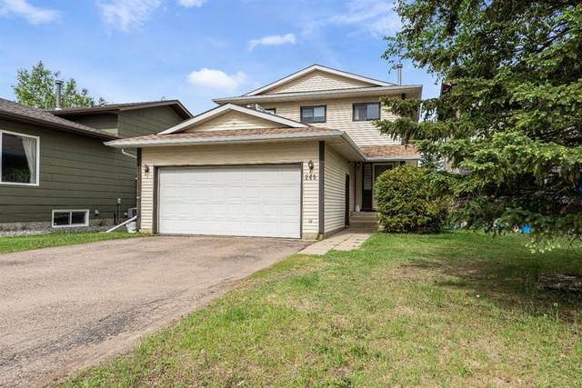 245 Gladstone Bay, Fort Mcmurray, AB T9K 1S3 (#A1105217) :: Calgary Homefinders