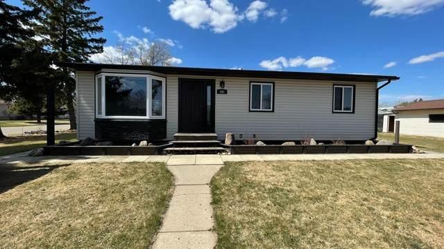 301 3 Avenue Crescent, Wainwright, AB T9W 1A2 (#A1105251) :: Calgary Homefinders