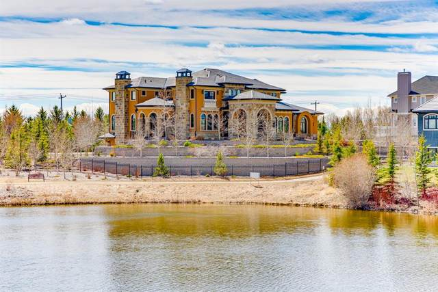 132 Waterside Court, Rural Rocky View County, AB T3L 0C9 (#A1105461) :: Calgary Homefinders