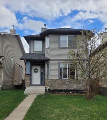 72 Crystal Shores Heights, Okotoks, AB T1S 2K9 (#A1105738) :: Calgary Homefinders