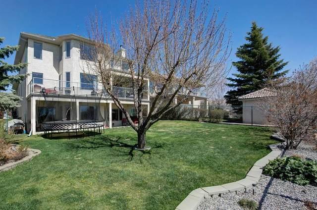 3 Gleneagles Close, Cochrane, AB T4C 1N7 (#A1105862) :: Calgary Homefinders