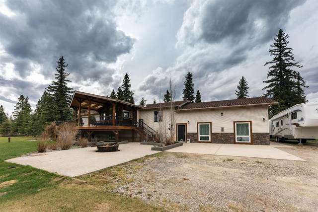 24426 East River Road #5, Hinton, AB T7V 1H2 (#A1105892) :: Calgary Homefinders