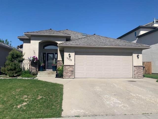 1038 Canyon Boulevard W, Lethbridge, AB T1K 7V4 (#A1106310) :: Calgary Homefinders