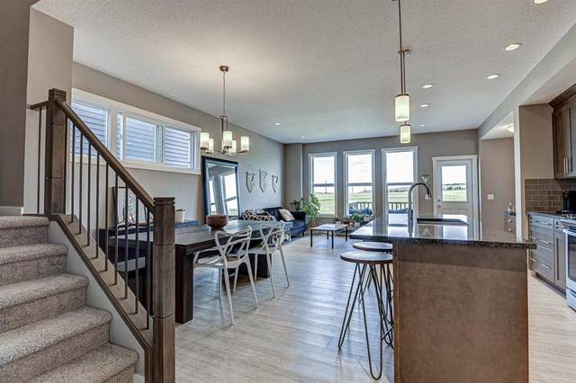 203 Heritage Heights, Cochrane, AB T4C 2R5 (#A1106364) :: Calgary Homefinders