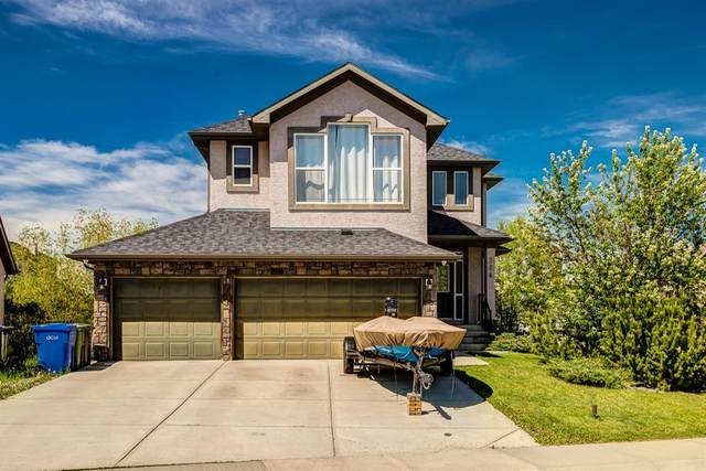 385 Rainbow Falls Way, Chestermere, AB T1X 1S6 (#A1106774) :: Calgary Homefinders