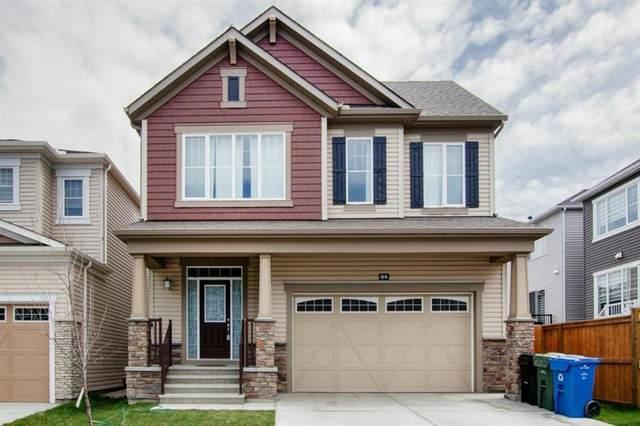 64 Cityside Common NE, Calgary, AB T3N 1N9 (#A1106854) :: Calgary Homefinders