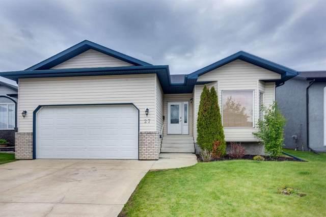 27 Ruttan Close, Red Deer, AB T4P 3T1 (#A1107384) :: Calgary Homefinders