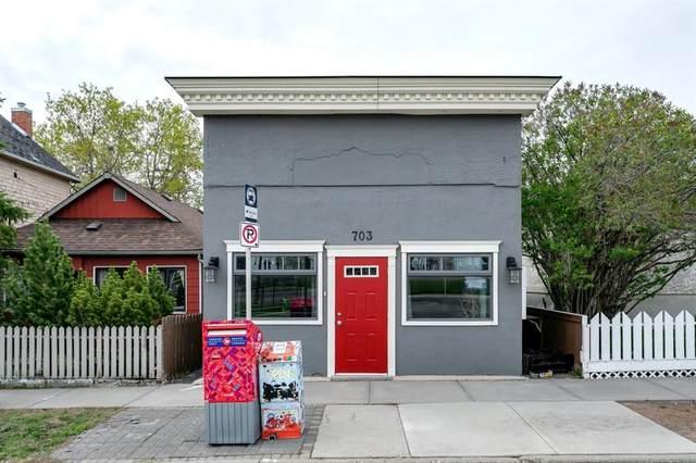 703 23 Avenue SE, Calgary, AB T2G 1N7 (#A1107606) :: Western Elite Real Estate Group