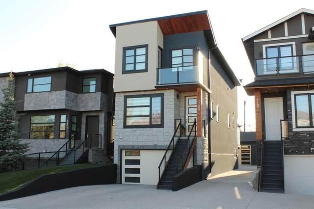 1709 27 Street SW, Calgary, AB T3C 1L6 (#A1107727) :: Calgary Homefinders