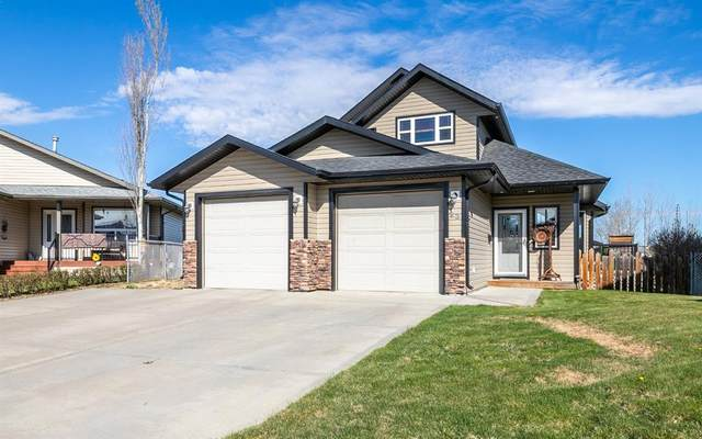 23 Parkview Close, Blackfalds, AB T4M 0G1 (#A1107773) :: Calgary Homefinders