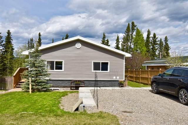 112 Fir Avenue, Hinton, AB T7V 1M7 (#A1107925) :: Calgary Homefinders
