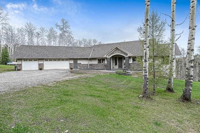 336243 Hwy 22 W #200, Rural Foothills County, AB T0L 1W2 (#A1107942) :: Calgary Homefinders