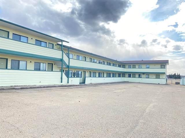 5508 49 Street, Barrhead, AB T7N 1A1 (#A1108007) :: Calgary Homefinders