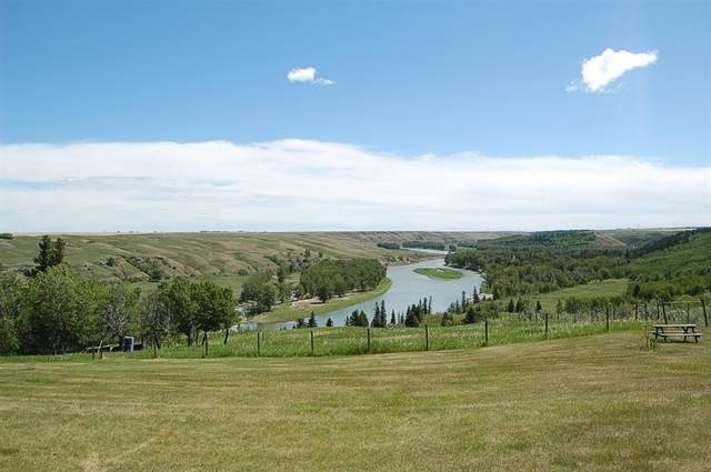 100-258002 128 Street E, Rural Foothills County, AB T1S 5G1 (#A1108018) :: Calgary Homefinders