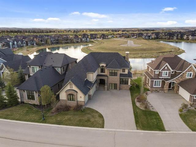 10 Waters Edge Drive, Rural Foothills County, AB T1S 4K3 (#A1108069) :: Calgary Homefinders