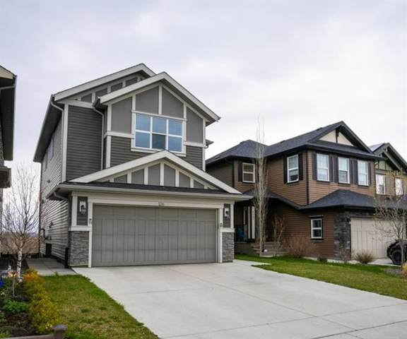 126 Fireside Place, Cochrane, AB T4C 0R4 (#A1108656) :: Calgary Homefinders