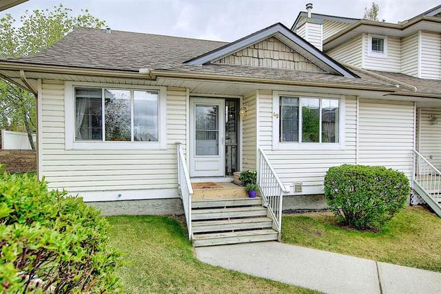 4 Stonegate Drive #49, Airdrie, AB T4B 2T2 (#A1109020) :: Calgary Homefinders