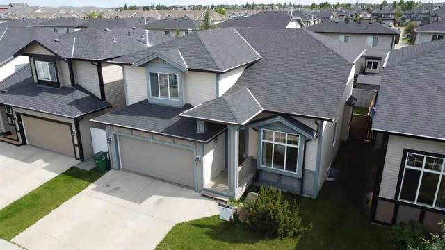 121 Luxstone Road SW, Airdrie, AB T4B 0J7 (#A1109294) :: Calgary Homefinders