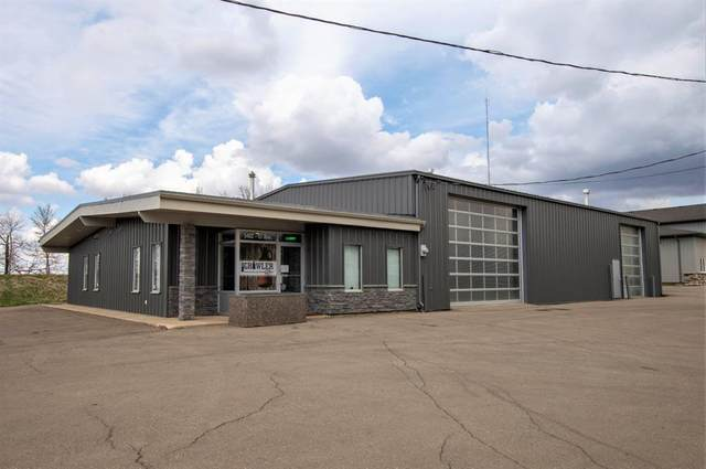 5402 51 Avenue, Stettler Town, AB T0C 2L0 (#A1109714) :: Calgary Homefinders