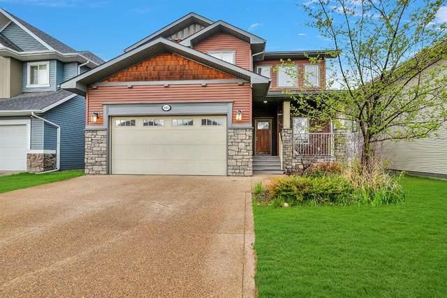 4424 Ryders Ridge Boulevard, Sylvan Lake, AB T4S 0C1 (#A1110080) :: Calgary Homefinders